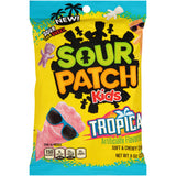 Sour Patch Kids Tropical Soft & Chewy (8oz)