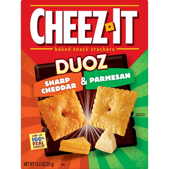 Cheez-It Sharp Cheddar & Parmesan (12.4oz)