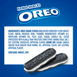 Oreo Cookie Sticks 'N Crème Dip 12 Snack Packs (12oz)