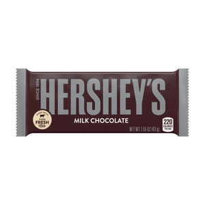 Hershey's Milk Chocolate Bar (1.55oz)