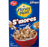 Post Honey Maid S'Mores Breakfast Cereal (18oz)