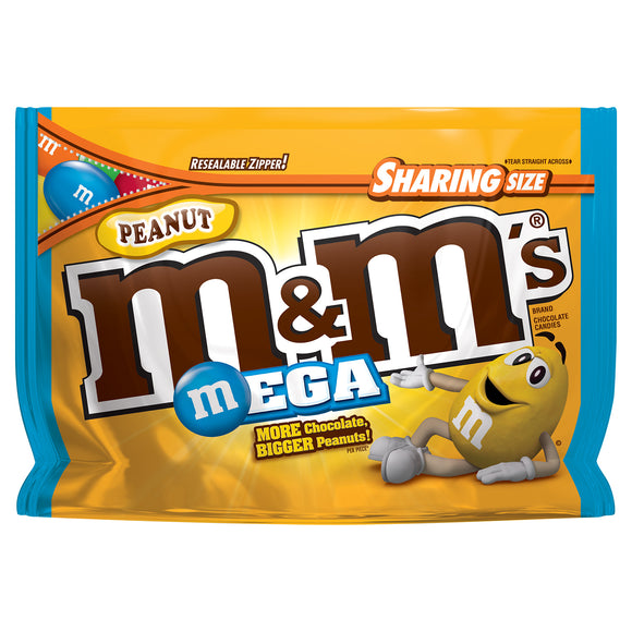 M&M's Mega Peanut (9.6oz)