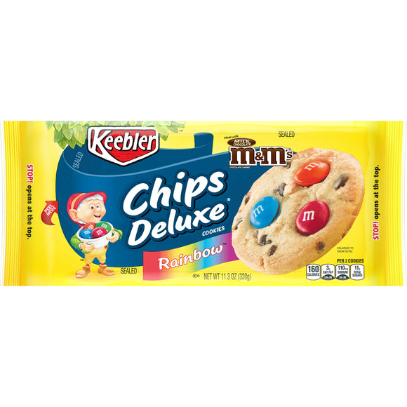 Keebler Chips Deluxe Rainbow (11.3oz)