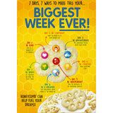 Honey Comb Corn & Oat Breakfast Cereal (16oz)