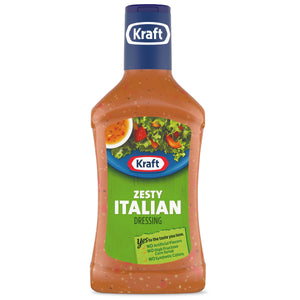 Kraft Zesty Italian Dressing (16oz)