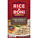 Long Grain & Wild Rice Mix (4.3oz)