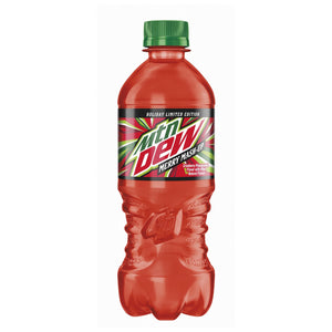 Mountain Dew Merry Mash-up (20oz)