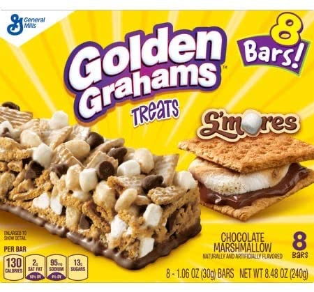 Golden Grahams Treats (8.48oz)