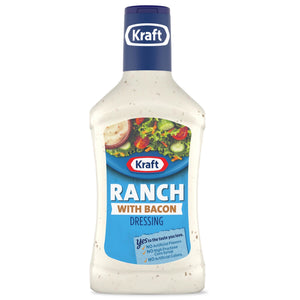 Kraft Ranch with Bacon Dressing (16oz)