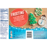 Pillsbury Ready To Bake Winter Cutout Sugar Cookies (8.5oz)