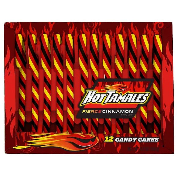 Hot Tamales Candy Cane Box (5.3oz)
