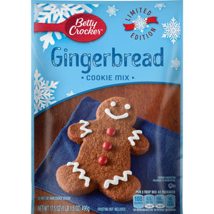 Betty Crocker Gingerbread Cookie Mix  (17.5oz)