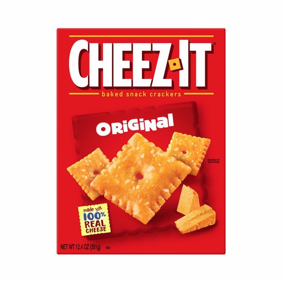 Cheez-It Original (12.4oz)