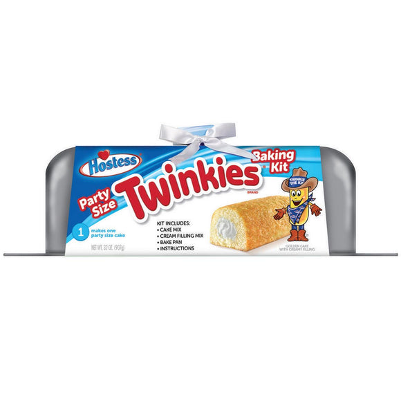 Hostess Party Size Twinkies Holiday Baking Kit  3 Piece (32oz)