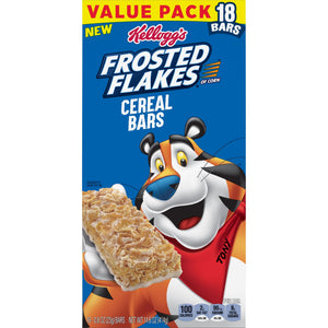 Kellogg's Frosted Flakes Cereal Bars 18-(14.6oz)