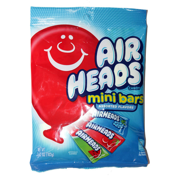 Air Heads Mini Bars (3.62oz)