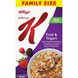 Kellogg's Special K Fruit and Yogurt (19.1oz)