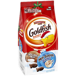 Pepperidge Farm Goldfish Hot Cocoa Grahams Snacks (6.6oz)