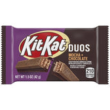 Kit Kat Duos Mocha And Chocolate Bar (1.5oz)