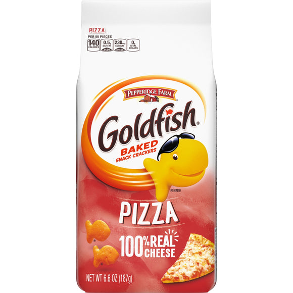 Pepperidge Farm Goldfish Pizza Crackers (6.6oz)
