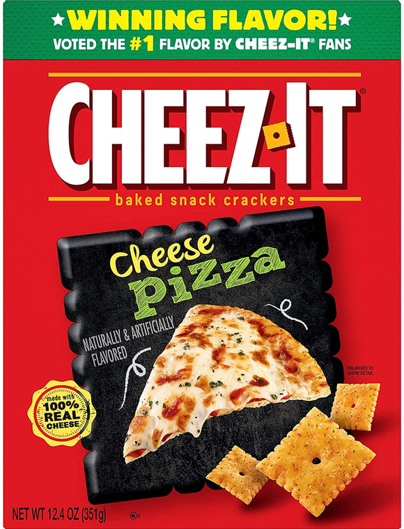 Cheez-It Cheese Pizza (12.4oz)