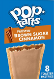 Pop Tarts Frosted Brown Sugar Cinnamon (13.5oz)