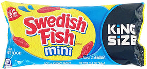 Swedish Fish Mini King Size (3.4oz)