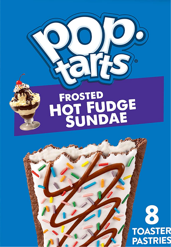 Pop-Tarts Frosted Hot Fudge Sundae (13.5oz)
