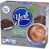 York Peppermint Chocolate Hot Cocoa Mix 6-(5.29oz)