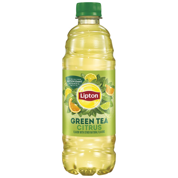 Lipton Green Tea Citrus (16.9oz)