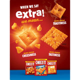 Cheez-It, Baked Snack Cheese Crackers Cheddar Jack (12.4oz)