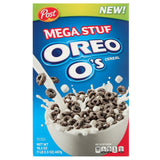 Post Oreo O's Mega Stuff Cereal (16.5oz)