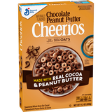 Cheerios Chocolate Peanut Butter (14.2oz)