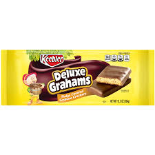 Keebler Deluxe Grahams Fudge (12.5oz)