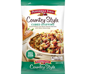 Pepperidge Farm Country Style Cubed Stuffing (12oz)