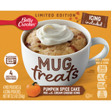 Betty Crocker Mug Treats Pumpkin Spice (12.5oz)