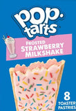 Pop-Tarts Frosted Strawberry Milkshake (14.1oz)