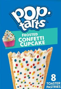 Pop-Tarts Frosted Confetti Cupcake (13.5oz)