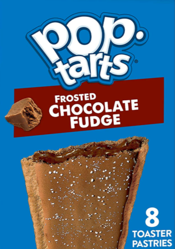 Pop-Tarts Frosted Chocolate Fudge (14oz)