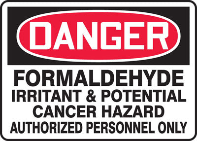 OSHA Formaldehyde Regulations
