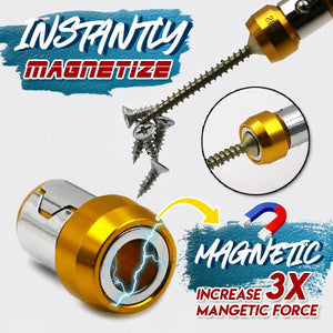 Drill Bit Magnetizer Ring