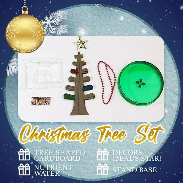 Magic Growing Christmas Tree Crafts & DIY glassynight