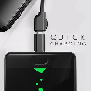 3-in-1 Swiss Knife Style Charger