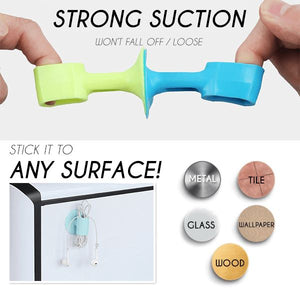 Multi-purpose Suction Rings (3PCS)