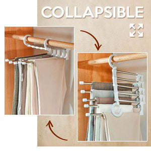 Folding Telescopic Hanger