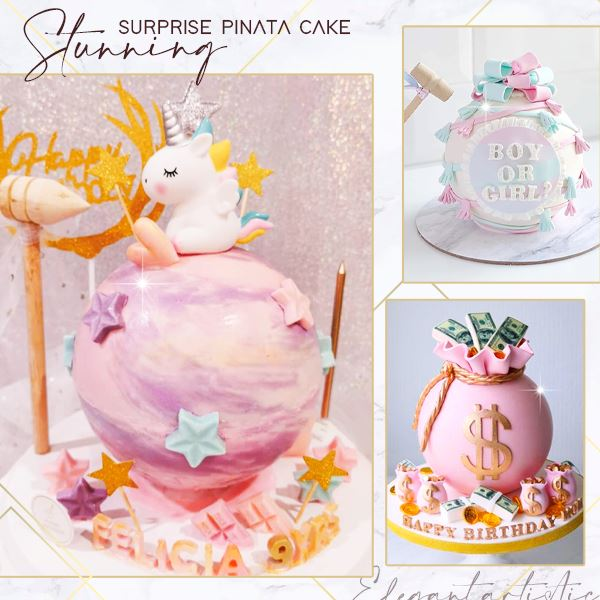 Surprise Pinata Cake Mold