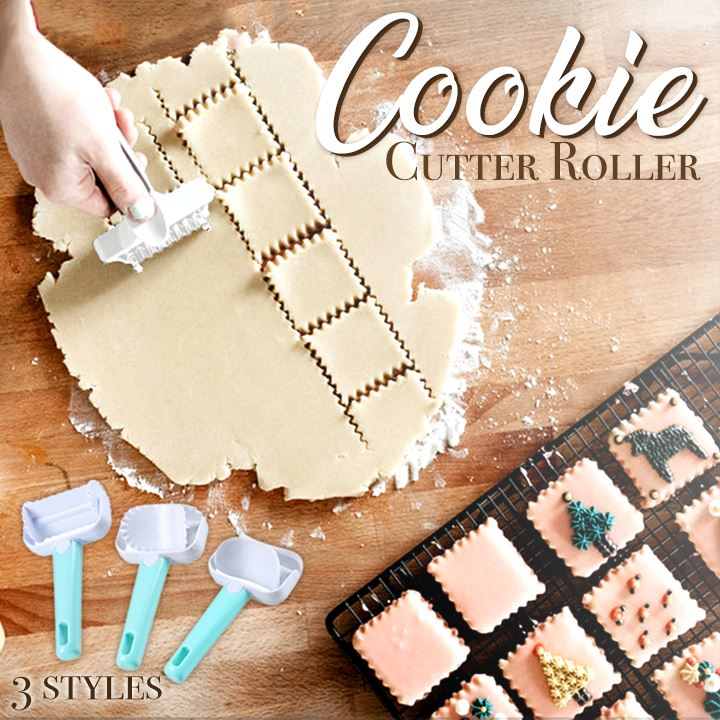 Cookie Cutter Roller
