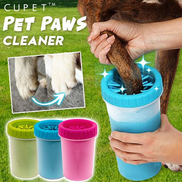 Cupet ™ Pet Paws Cleaner
