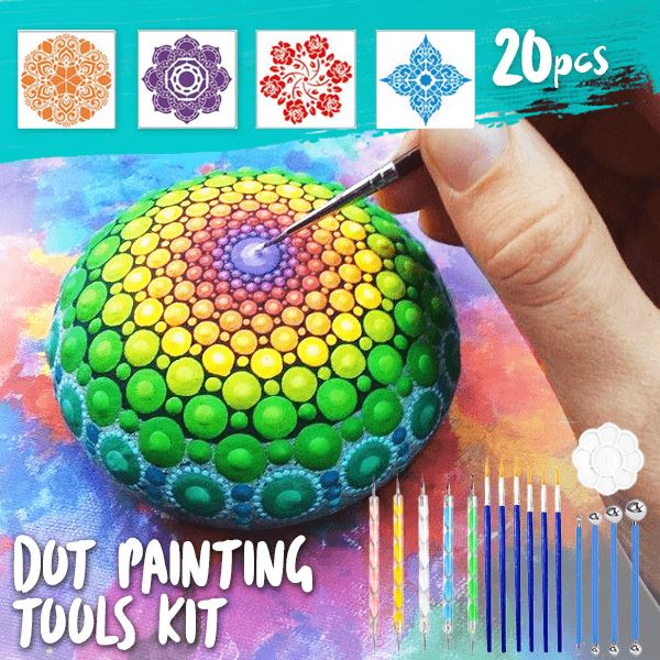 Dot Painting Tools Kit (20PCS)