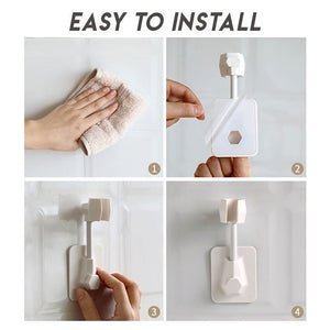 360° Adjustable Showerhead Holder